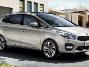 Kia Carens  7 places