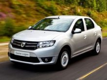 Dacia Logan Essence
