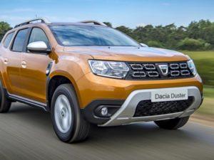 Dacia Duster 2/4