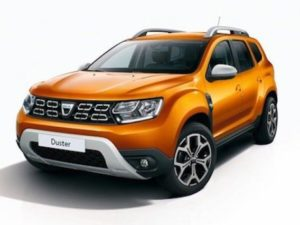 DACIA Duster 5 places Manuel