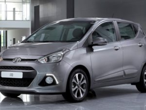 HYUNDAI i10  –   4 places