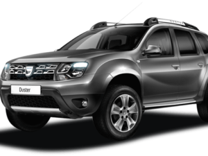 Dacia Duster Automatique 2/4