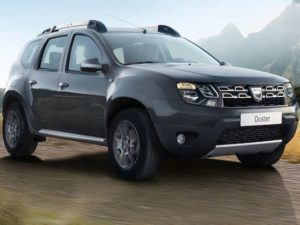 Dacia Duster Automatique 2/4