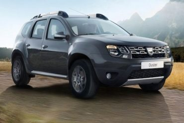 Dacia Duster Automatique