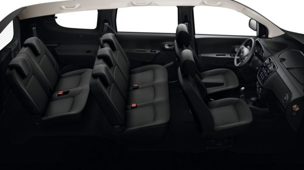 Dacia Lodgy 7 places